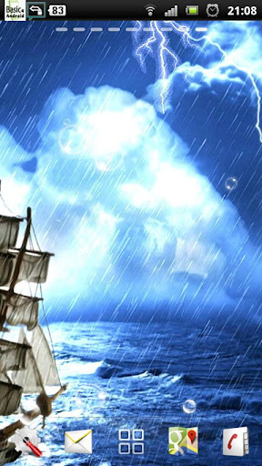 live wallpaper storm  screenshots 6