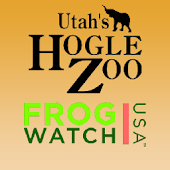Utah's Hogle Zoo FrogWatch