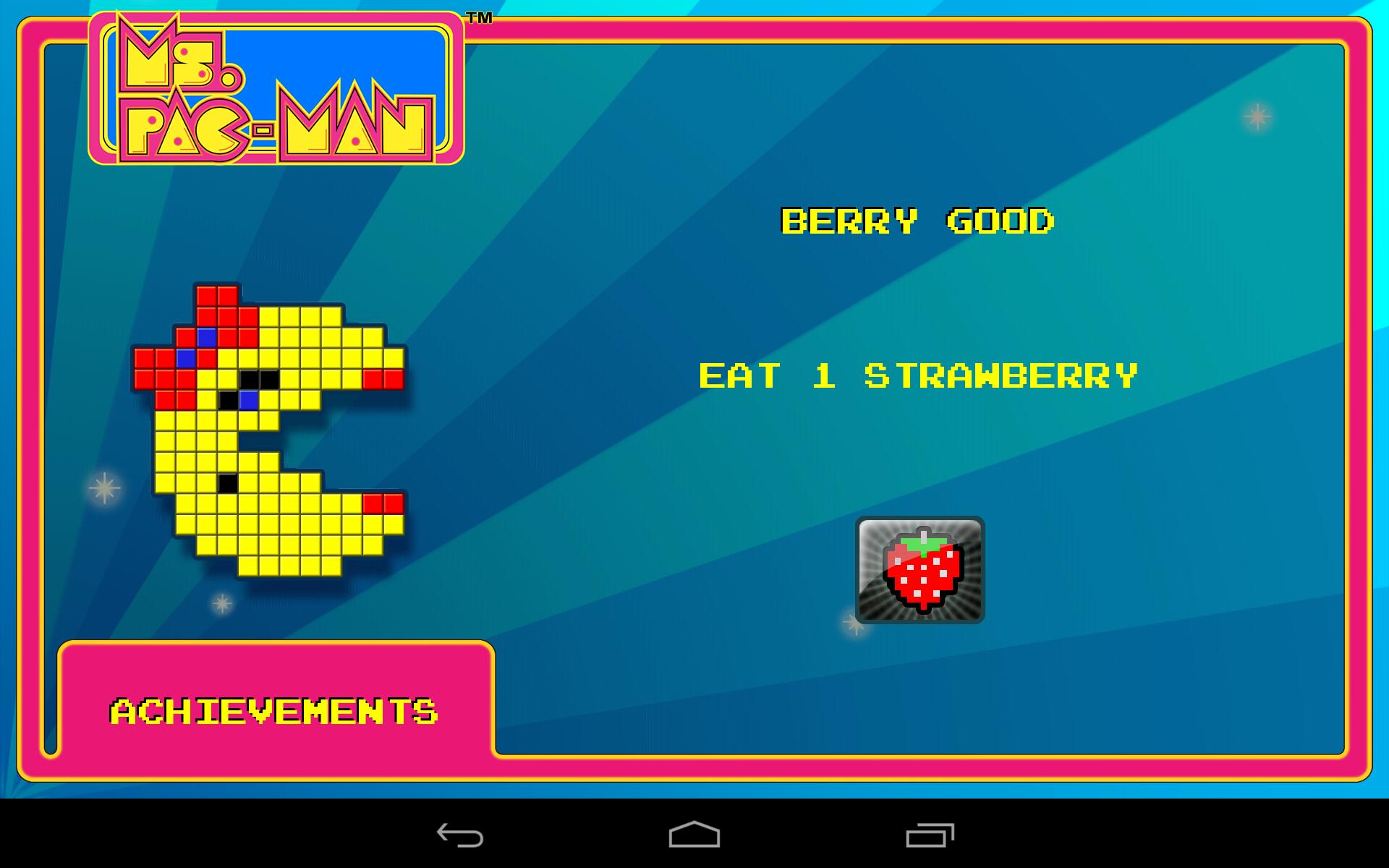 Ms. PAC-MAN by Namco screenshot #6