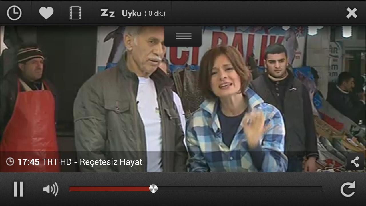 TRT Televizyon- screenshot