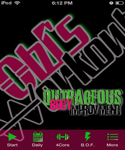 玩健康App|Outrageous Body Improvement免費|APP試玩