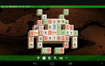 Mahjong Captura de pantalla 9