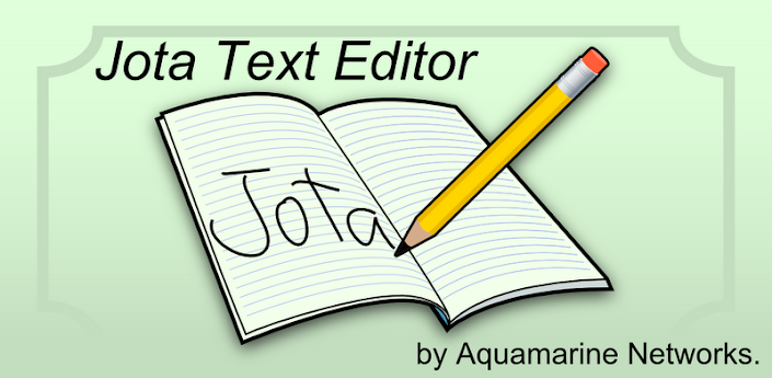 Jota Text Editor apk