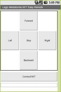 NXT Easy Button Remote Control - screenshot thumbnail