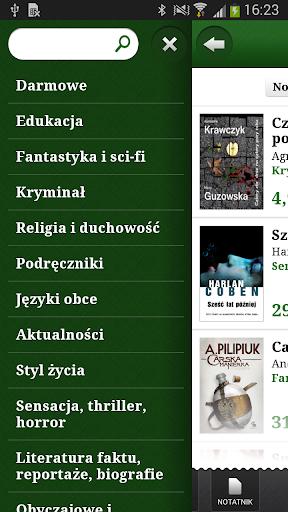 Legimi - ebooki bez limitu00f3w 2.64.2 gameplay | AndroidFC 2