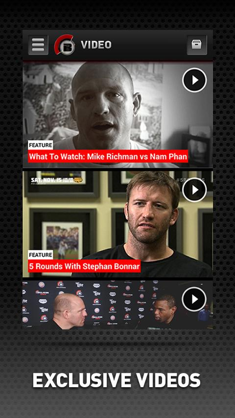 Bellator MMA - screenshot
