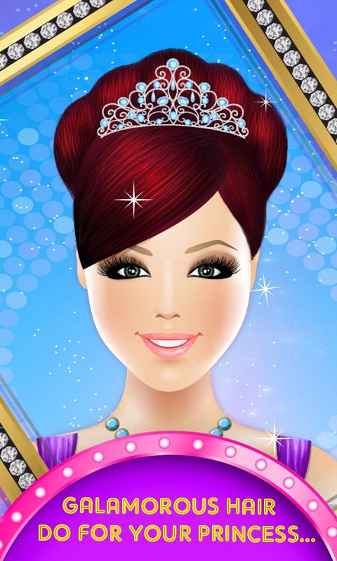 Phenomenal Princess Hair Salon Android Apps On Google Play Short Hairstyles Gunalazisus