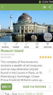 Berlin Travel Guide - mTrip - screenshot thumbnail