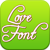 Love Font for Samsung Galaxy
