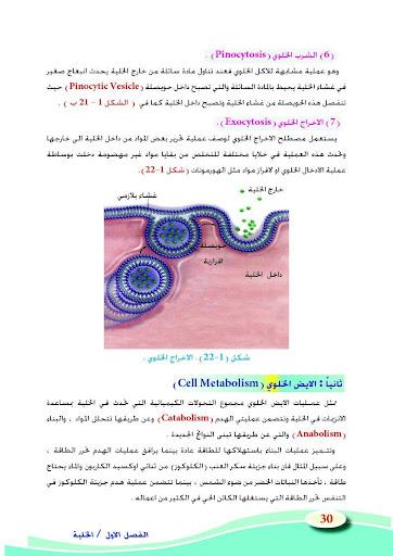 【免費教育App】المناهج العراقية احياء 6 علمي-APP點子
