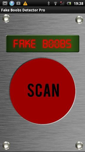 Prank: Fake Boobs Detector