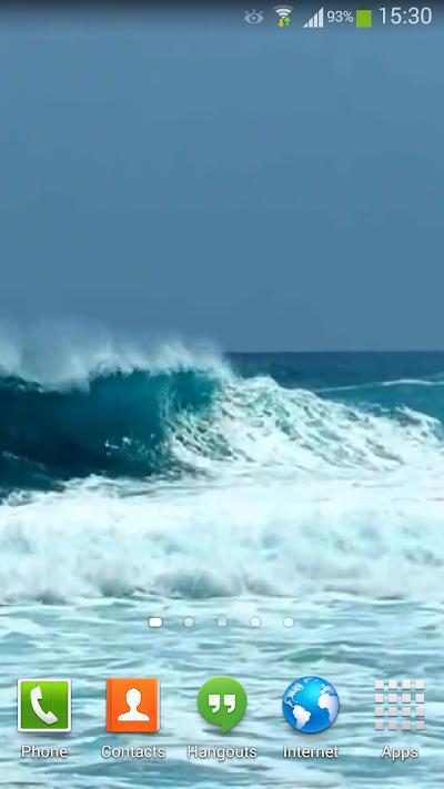 Ocean Waves Live Wallpaper 44 Apk Download Apkindocoid
