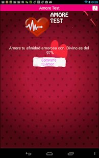Amore Test - screenshot thumbnail