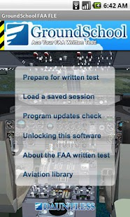 FAA Flight Engineer Test Prep- screenshot thumbnail