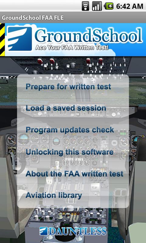 FAA Flight Engineer Test Prep- screenshot
