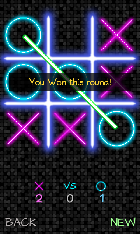 Tic Tac Toe Big - screenshot