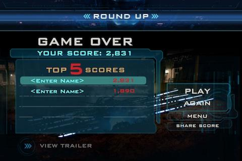 Cowboys & Aliens Round Up- screenshot