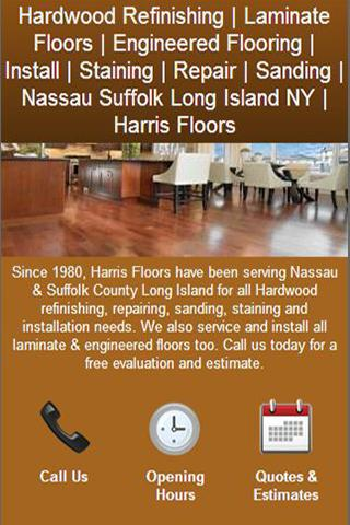 【免費商業App】Harris Floors Long Island-APP點子