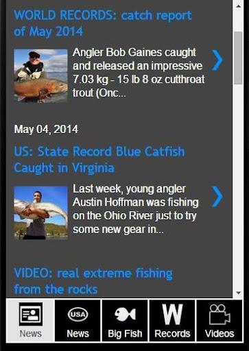 World Fishing News