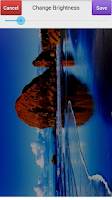 Screenshot of Super Photo Editor And Effects