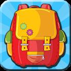 School Bag Memory icon