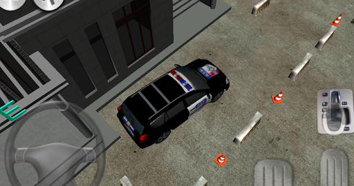 3D Police Car Parking 1.4 screenshots 5