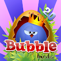 Super Bubble Birds Premium logo