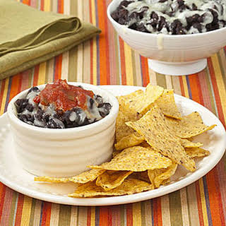 Easy Mexican Black Bean Casserole.