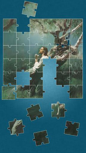 God and Jesus Jigsaw Puzzle 4.6 screenshots 12