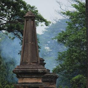 Grave Yeard - 02 by Mriganka Sekhar Halder - Buildings & Architecture Statues & Monuments