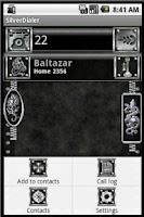 Screenshot of Silver Dialer