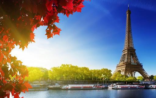 Paris style Wallpaper