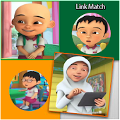 Matching Games Upin Ipin