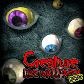 Creature Lite Live Wallpaper