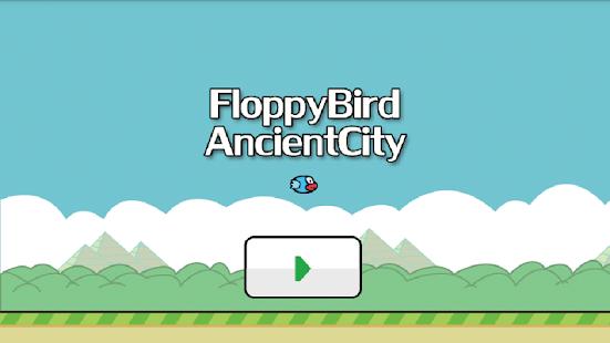 Floppy Bird Ancient City