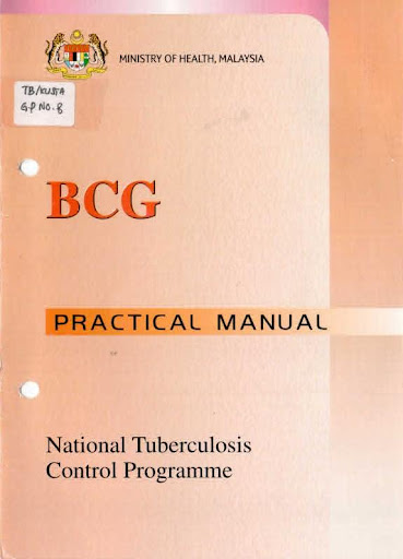 KKM BKP BCG Practical Manual