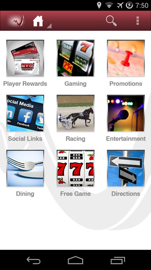 Miami Valley Gaming- screenshot