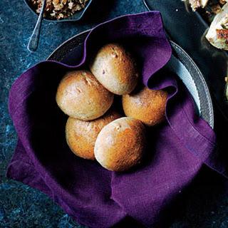 Hazelnut Rye Rolls