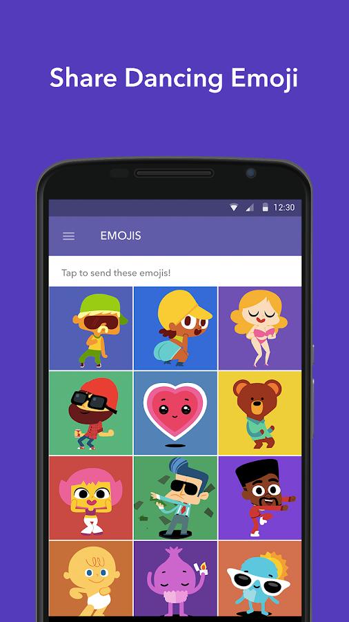Rithm - Free Music Messaging - screenshot