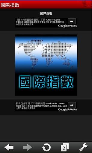 免費財經App|國際指數|阿達玩APP
