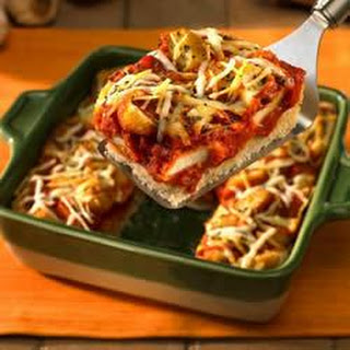 1-Dish Chicken Parmesan