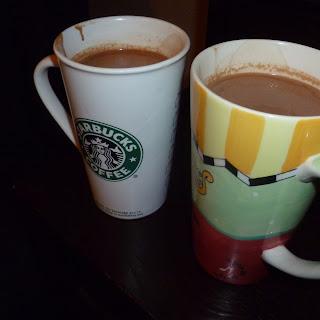 World's Best Hot Chocolate.