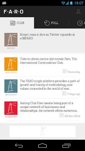 FARO Club