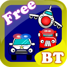 Baby Tap Vehicle Sounds Free icon