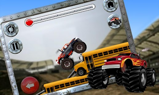 Top Truck Free - Monster Truck - screenshot thumbnail