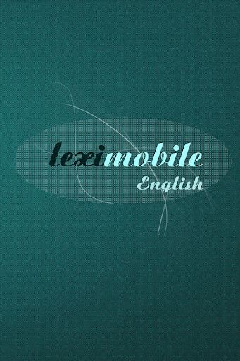 LexiMobile English 1.1