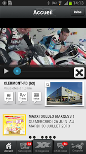 MAXXESS- screenshot thumbnail