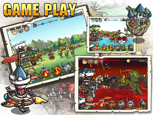 Cartoon Defense 4 1.1.7 screenshots 7