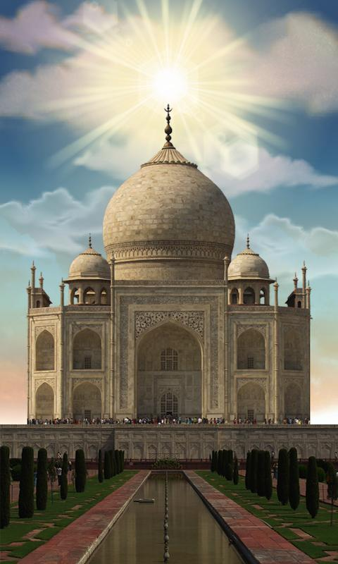 Download The Taj Mahal Live Wallpaper Android Apps On Nonesearch Com