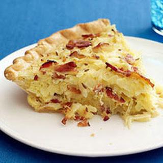 German Potato Pie.